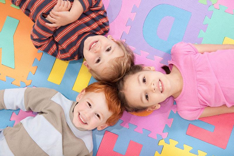 Wee Ones Club Three Kids
